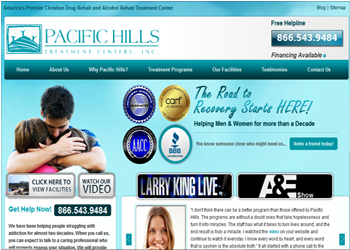 pacific hills treatment centers